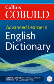 COBUILD Advanced Learner's English Dictionary image