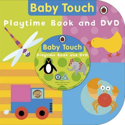 Baby Touch Playtime - Book + DVD Set by Justine Smith