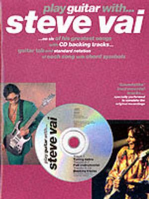 Play Guitar with... Steve Vai image
