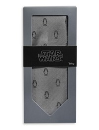 Star Wars: The Last Jedi - Porg Dot Mens Tie image