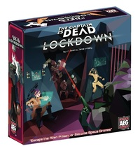 The Captain is Dead - Lockdown Expansion