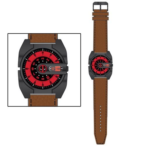 Deadpool - Roto Analog Watch image