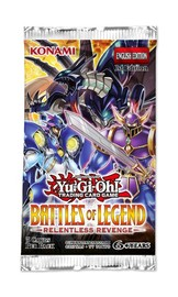 Yu-Gi-Oh! Battles Of Legend: Relentless Revenge Single Booster