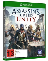 Assassin's Creed Unity Special Edition for Xbox One