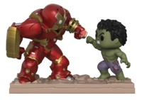 Marvel - Hulk vs Hulkbuster Pop! Movie Moment Figure