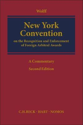 New York Convention on the Recognition and Enforcement of Foreign Arbitral Awards