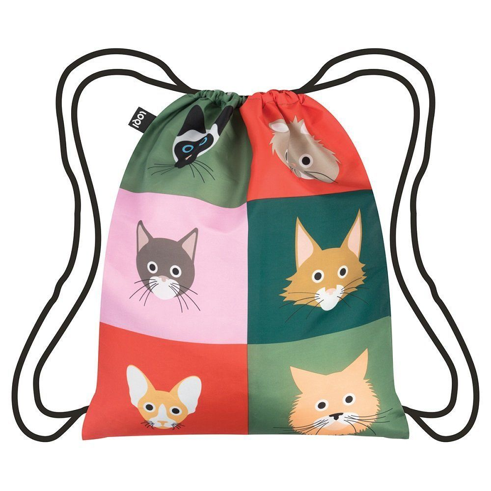 Loqi: Backpack Cats & Dogs Collection - Cats image