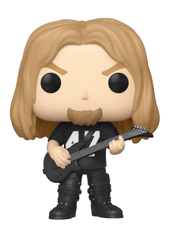 Slayer: Jeff Hanneman - Pop! Vinyl Figure