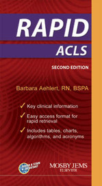 Rapid ACLS by Barbara Aehlert image