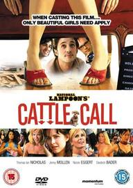 National Lampoon's Cattle Call  on DVD image