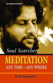 Meditation: Any Time, Any Where by R. Venugopalam image