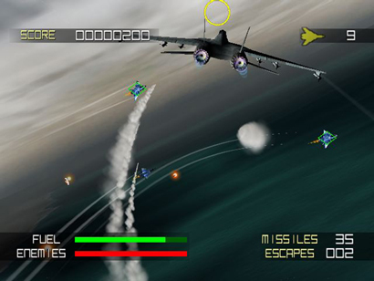 Air Raid 3 screenshot