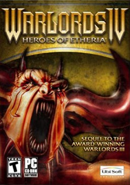 Warlords IV: Heroes of Etheria for PC image