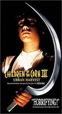 Children Of The Corn III on DVD