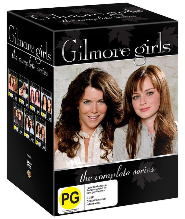 Gilmore Girls - Seasons 1-7 (42 Disc Box Set) on DVD