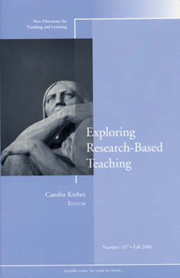 Exploring Research-Based Teaching