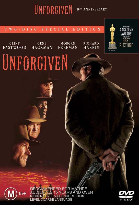 Unforgiven - 10th Anniversary on DVD