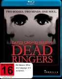 Dead Ringers on Blu-ray