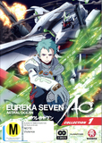 Eureka Seven Ao: Astral Ocean - Collection 1 DVD