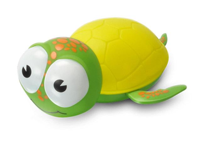 BabyZoo Kids Timer Night Light - Green Turtle image