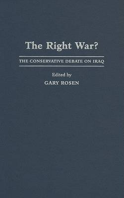 The Right War? image