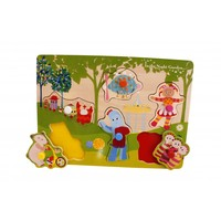 In The Night Garden - Wooden Puzzle