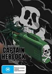 Captain Herlock Collection (4 Disc Box Set) on DVD