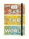 Travel 2018 Year Planner