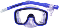 Land And Sea: Lagoon Mask And Snorkel - Purple
