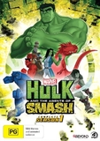 Hulk & The Agents Of S.M.A.S.H. - Complete Season 1 on DVD