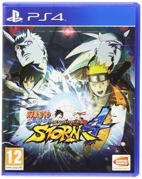 Naruto Shippuden: Ultimate Ninja Storm 4 for PS4