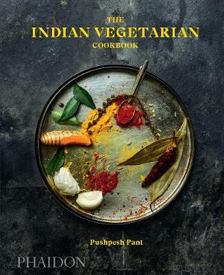 The Indian Vegetarian Cookbook by Pushpesh Pant image