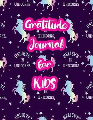 Gratitude Journal for Kids by Sherlyn Potter