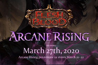 Flesh and Blood TCG: Arcane Rising Booster Box image