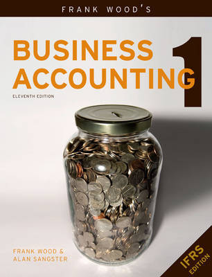 Frank Wood's Business Accounting: v. 1 by Frank Wood image