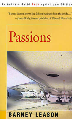 Passions by Barney Leason image