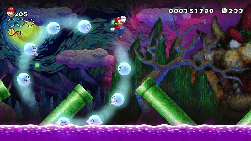 New Super Mario Bros. U for Wii U image