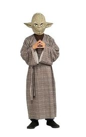 Star Wars Yoda Deluxe Costume (Small) image