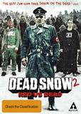 Dead Snow 2: Red vs Dead on DVD