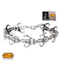 Star Wars Mandalorian Symbol Bracelet image