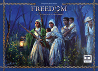 Freedom: The Underground Railroad - Board Game