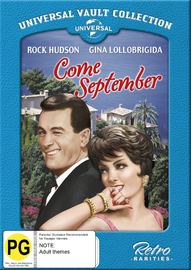 Come September on DVD