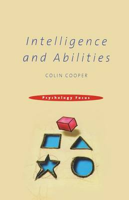 Intelligence and Abilities by Colin Cooper image