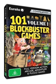 101 Blockbuster Games Volume 1 for PC Games image