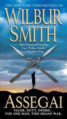Assegai by Wilbur Smith image