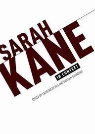 Sarah Kane in Context image