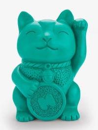 Lucky Cat - Novelty Pen Pot image