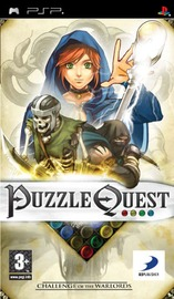 Puzzle Quest: Challenge of the Warlords for PSP image