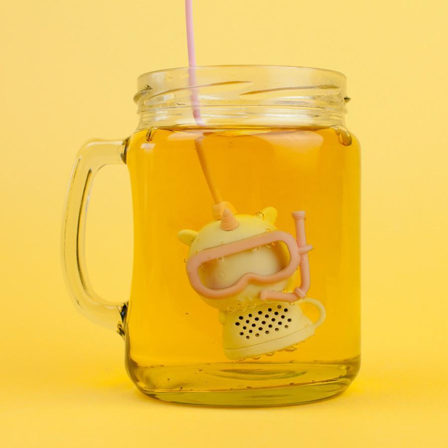 Scuba Unicorn Tea Infuser image