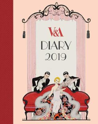 V&A Desk Diary 2019 image